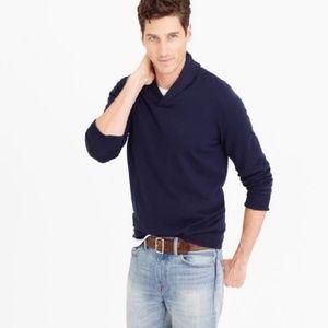 Christopher Fischer Shawl Collar Cashmere Sweater